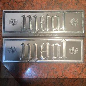 KVD Metal Matte Palette NIB